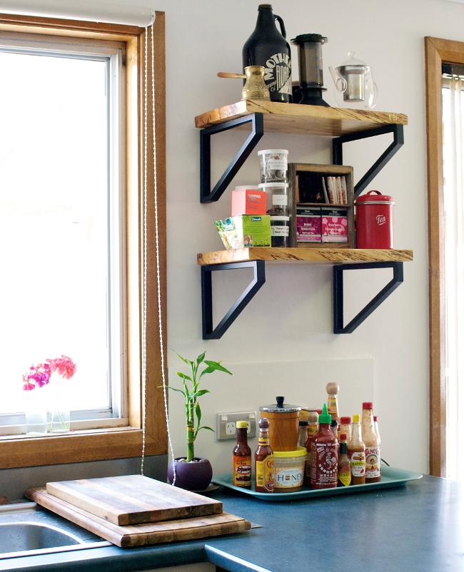 Kitchen Shelf Gumtree: Sassafras Kitchen Shelving
